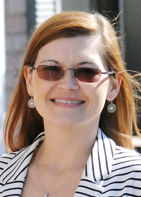 Tiffany Patterson : Marketing Coordinator